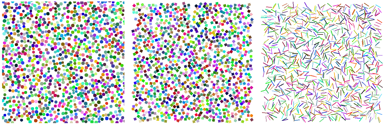 """""""Hyperuniformity of Generalized Random Organization Models"""" is published in Physical Review E."""